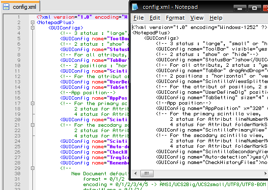 Syntax highlighting, multiple files and line numbering in a good text editor
