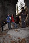 Musím říct že jsem si myslel že Vinořský park znám dobře, ale tato jeskyně mě překvapila.