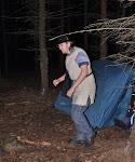 Kámoši Vilíka Potměchutě ho v noci přišli hledat.