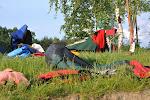 Barevné tábořiště