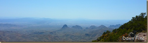 South rim hike,Big bend_032