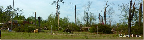 Tornado Damage Sanford NC_002