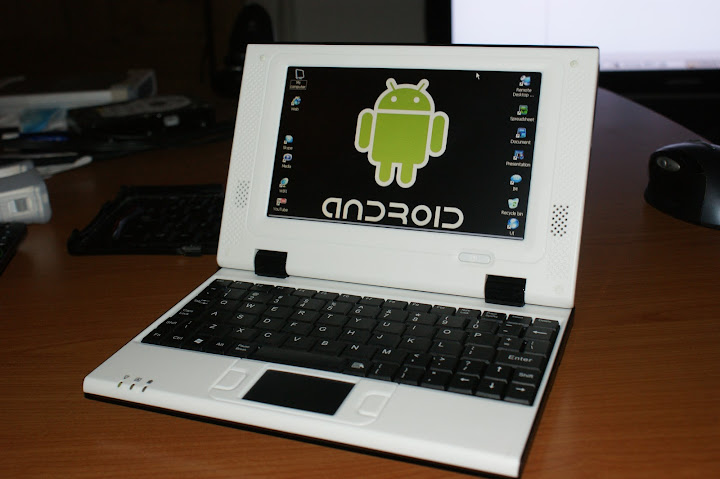 First $80 Android Laptop - MenQ EasyPC E790