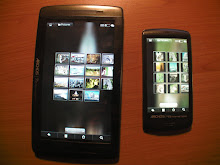 Archos 70 Internet Tablet vs Archos 43 Internet Tablet