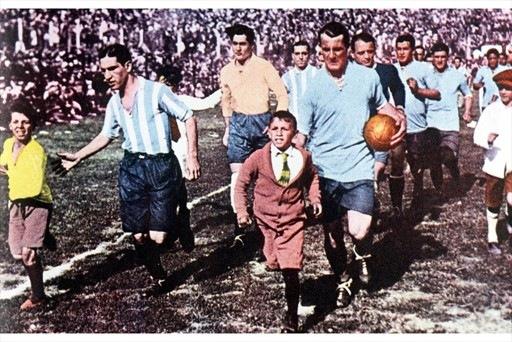 Uruguay - Argentina 1930