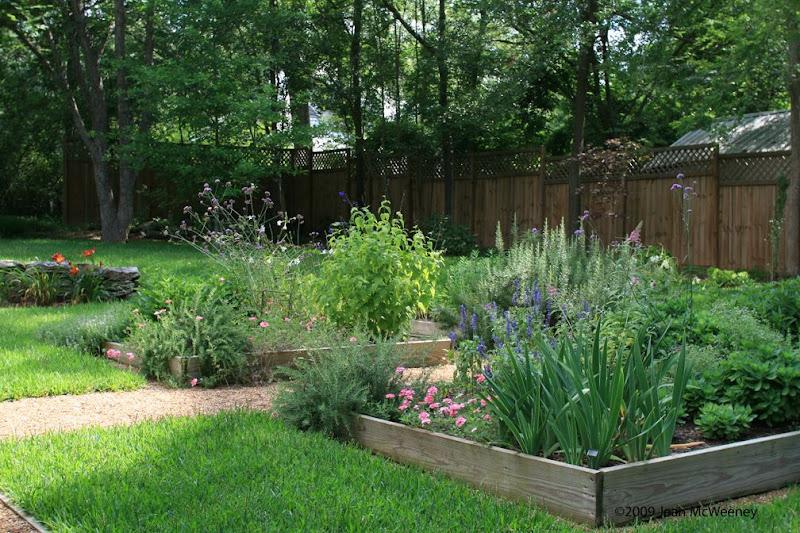 Backyard Chores Raised Beds