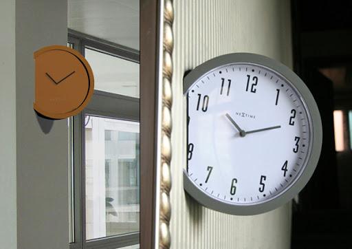 Foto Unik : Design Jam dinding anti Bosan