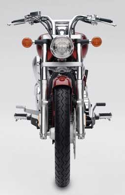 New Honda Sabre 2010 | Spesifikasi & Foto Moge Honda Sabre