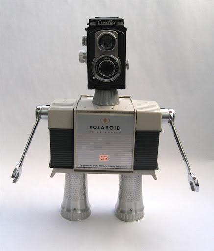 Menciptakan Robot Dari Kaleng Bekas