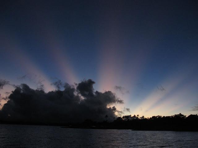 Fenomena Langit Terbelah di Yogyakarta | Penjelasan Foto & Video