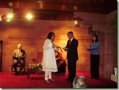 award to shikha