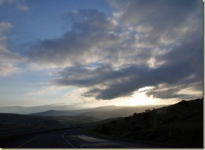 01 Sunrise N2 E from Mount Frere Eastern Cape ZA (800x585)