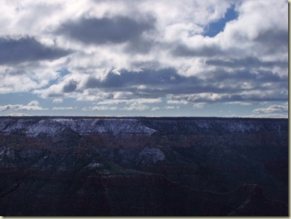 05 Snow above Roaring Springs & Bright Angel Canyons from Bright Angel Point trail NR GRCA NP AZ (1024x768)