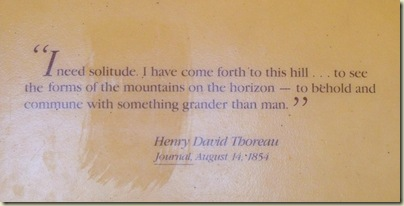08 Solitude quote by Thoreau Bristlecone Loop trail Bryce Canyon NP UT (1024x516)