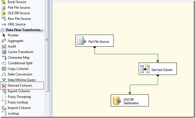 SSIS For Each Loop Container II