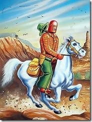 Lion Comics # 015 - Kudhirai Veeran Archie