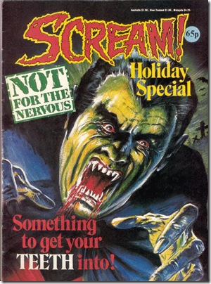 Scream! - Holiday Special (1986)
