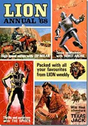 Lion Annual 1968