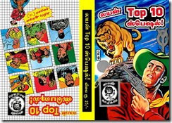 Lion Comics No.112 - Lion Top 10 Special  - Cover