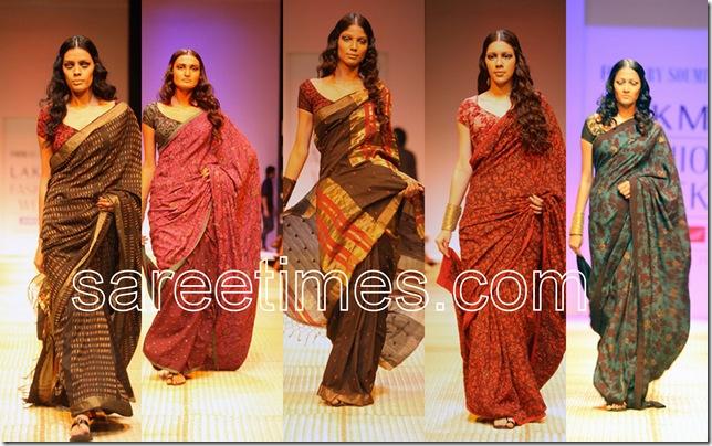 Soumitra-Mondal-Sarees-LFW-2010