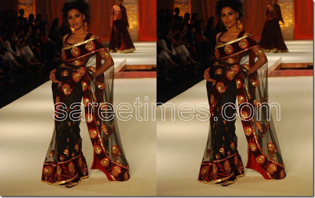 Rohit-Bhal-Sari-HDIL-Couture-Week-2010