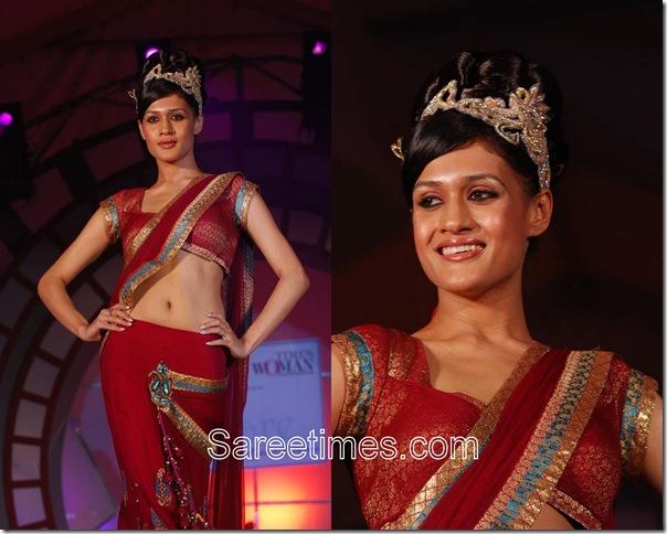 Rohit_Verma_Designer_Saree_Drape