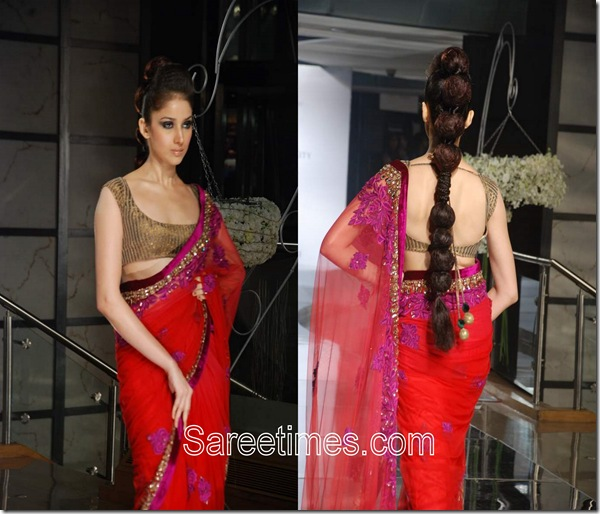 manish malhotra saree blouse collection at amby valley