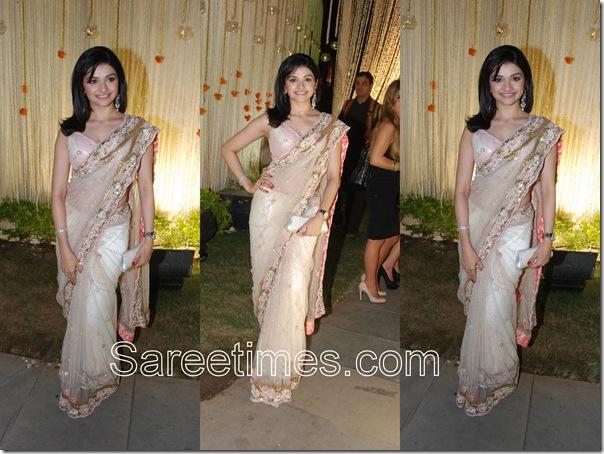 Prachi_Desai_White_Embroidery_Sari