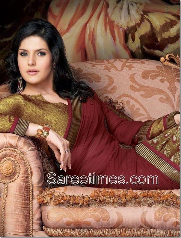 Zarine-Khan-Designer-Sari-Blouse