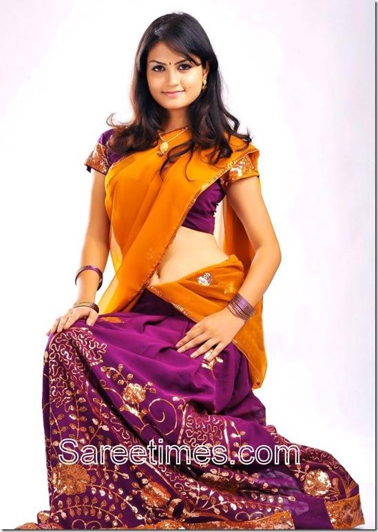 Madhulika_Designer_Half_Saree