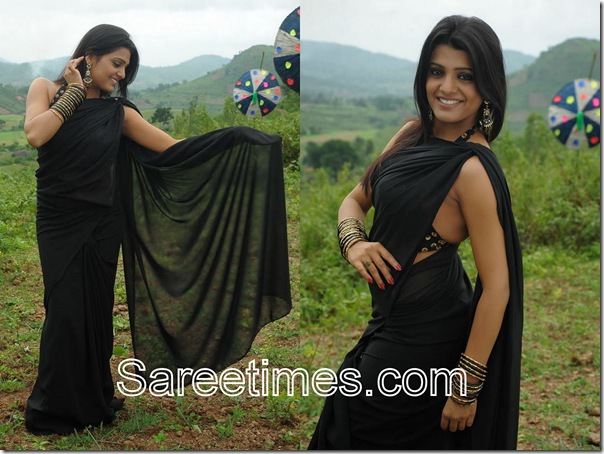 Tashu_Kaushik_Black_Saree