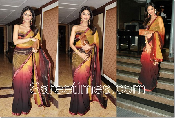 Shilpa_Shetty_Designer_Saree