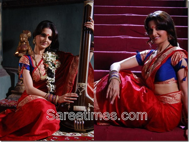Monica_Bedi_Saree