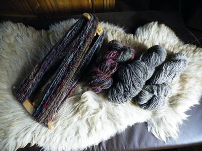 Teppichwolle