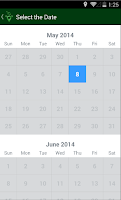 Screenshot of Muvonapp - Events