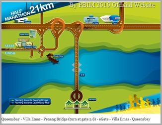 Half route