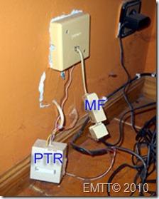 PTR Microfiltro En el aire
