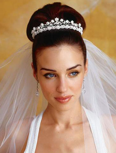 Glamorous Wedding Hairstyles