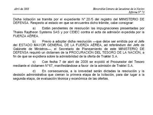 Sierra Grande solicita informes a Nación por pista de aterrizaje. Rad4