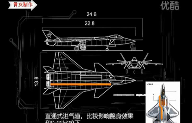 Más detalles del Chengdu J-20 - Página 3 Datos