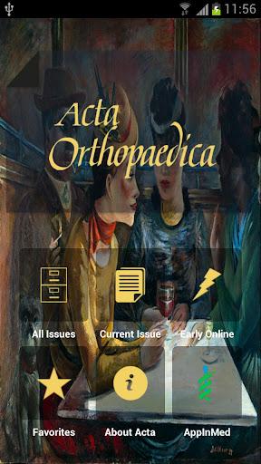 Acta Orthopaedica