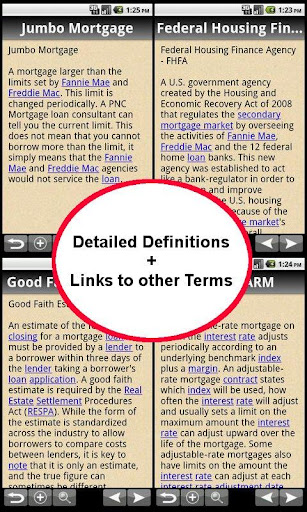 Real Estate and Mortgage Terms