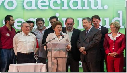 Posse Dilma