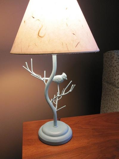 Little Bird Lamp Infarrantly Creative