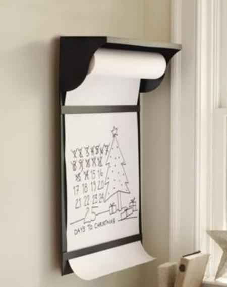 Diy Wall Art Drawing : Ballard inspired paper holder infarrantly creative