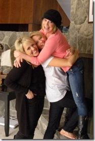 Lori, Kathy, Brenda