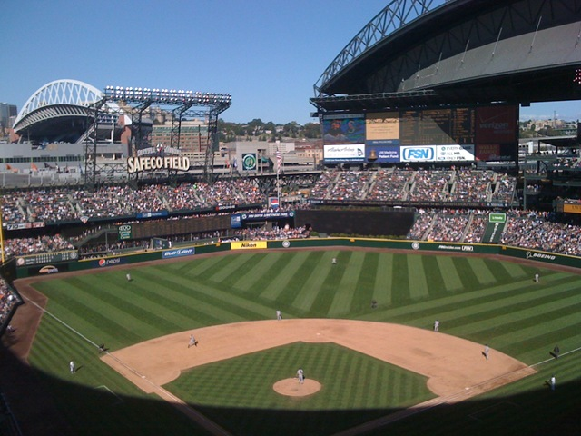 Safeco Field, September 20, 2009