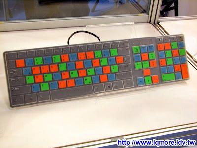 Computex 2009: EzKEY