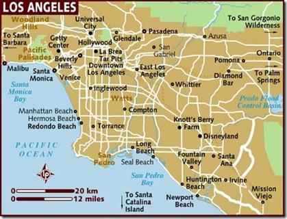 Cali - Map