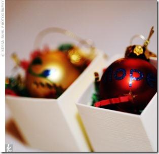 favor - ornament